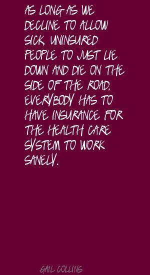 Uninsured quote #1
