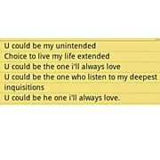 Unintended quote #1