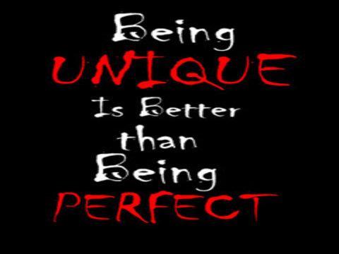 Uniqueness quote #3