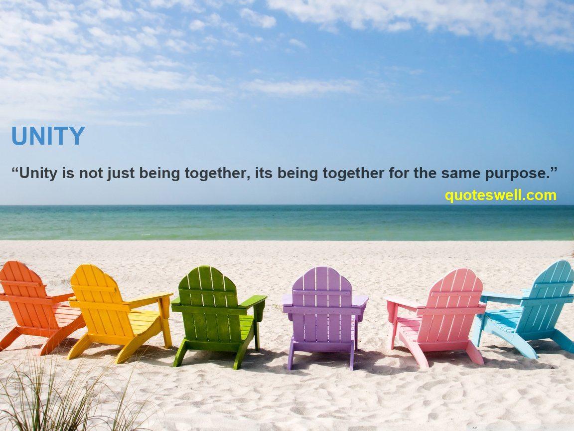 Unity quote #1