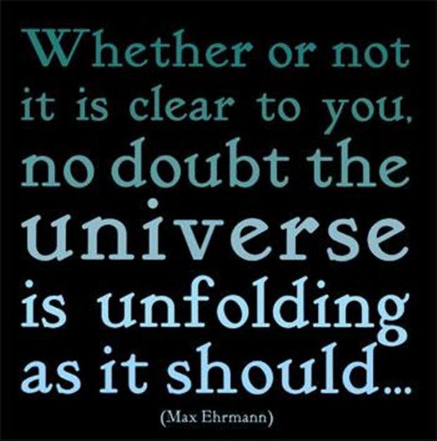 Universe quote #1