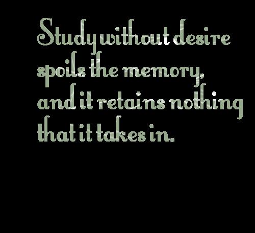 University quote #1