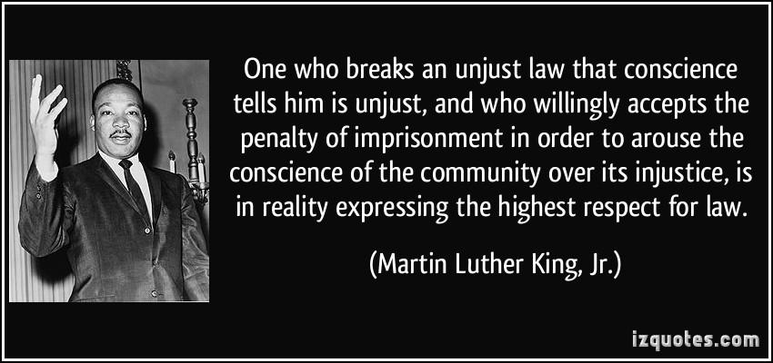 Unjust quote #1