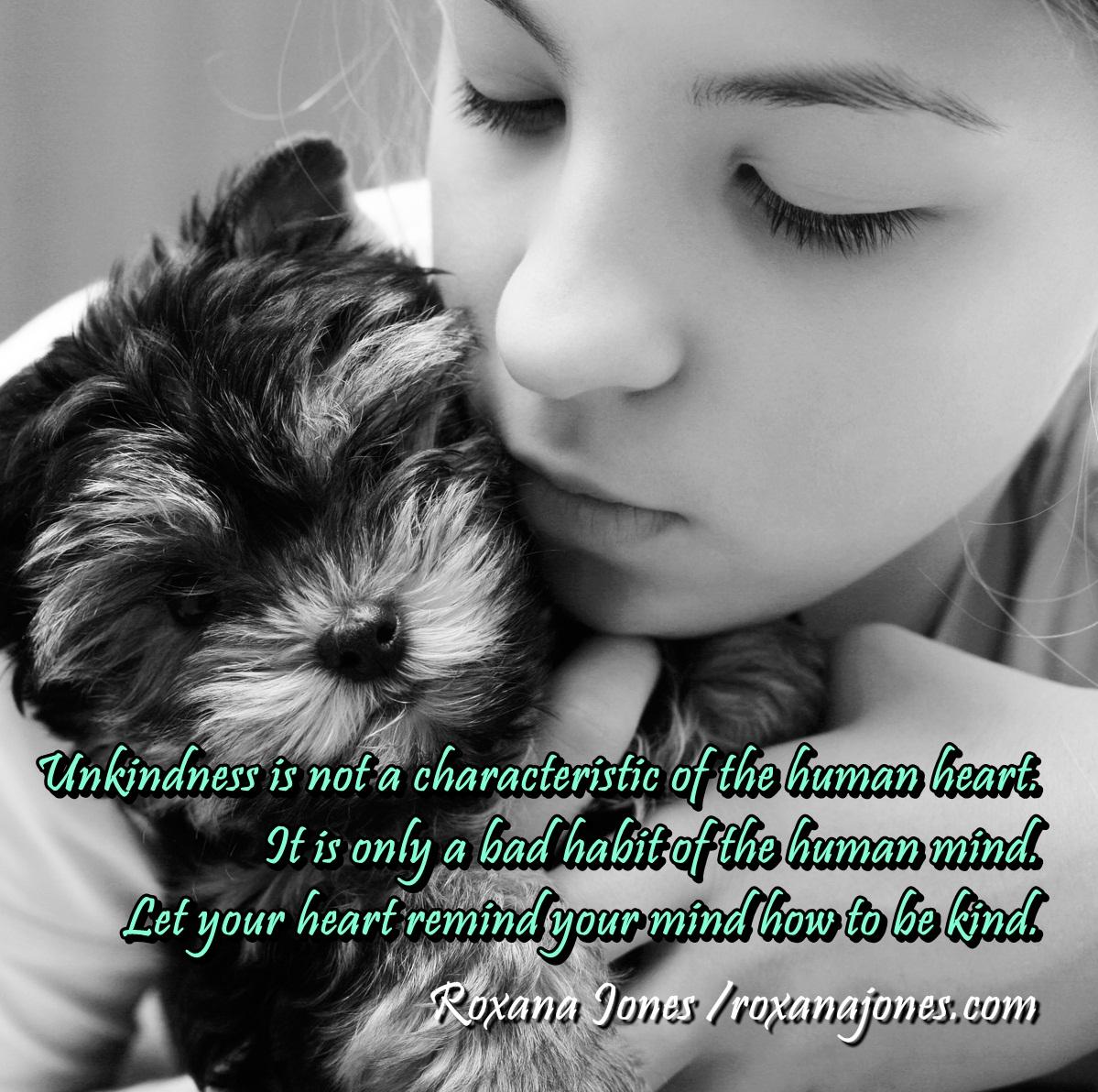 Unkind quote #2