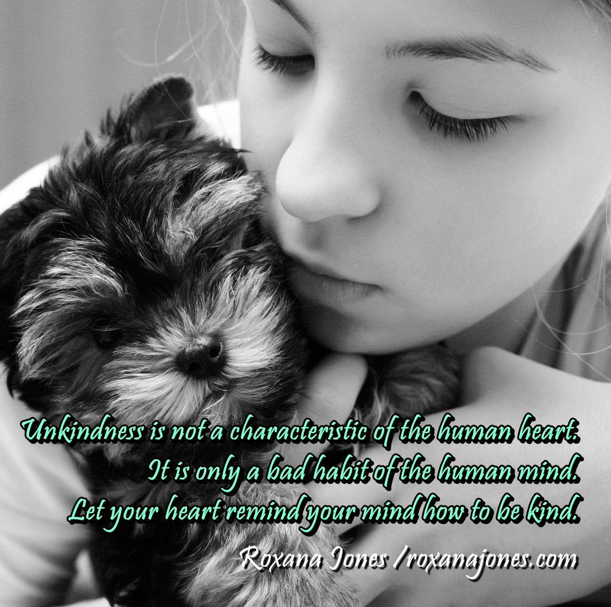 Unkindness quote #2