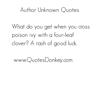 Unknown quote #2