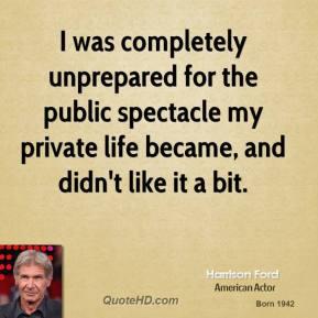 Unprepared quote #1