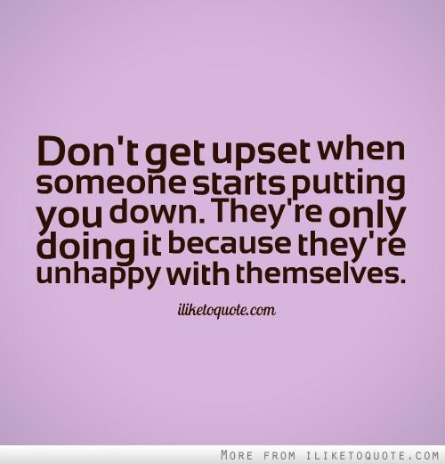 Upset quote #3