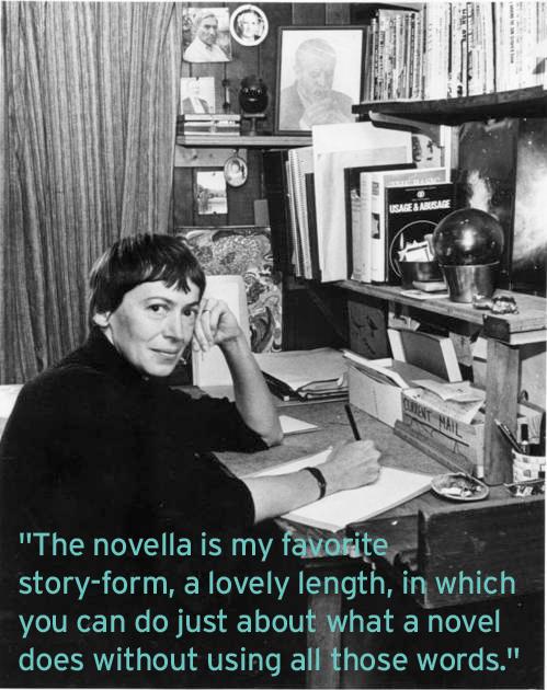 Ursula K. Le Guin's quote #3