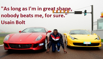 Usain Bolt's quote #5