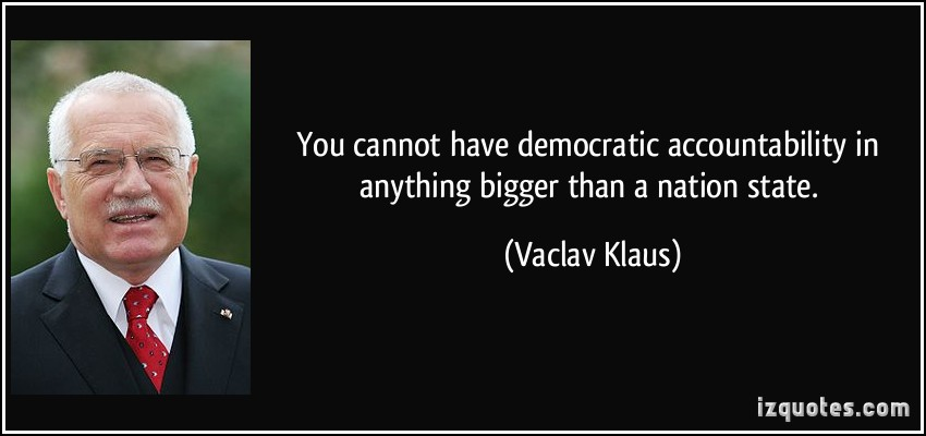 Vaclav Klaus's quote #7