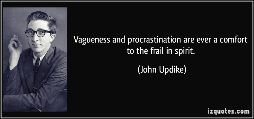 Vagueness quote #1