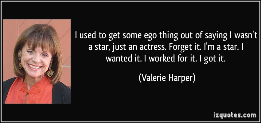 Valerie Harper's quote #2