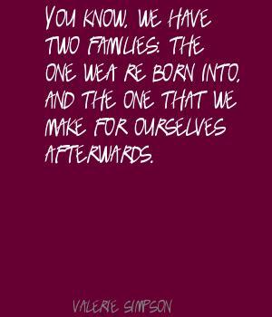 Valerie Simpson's quote #7