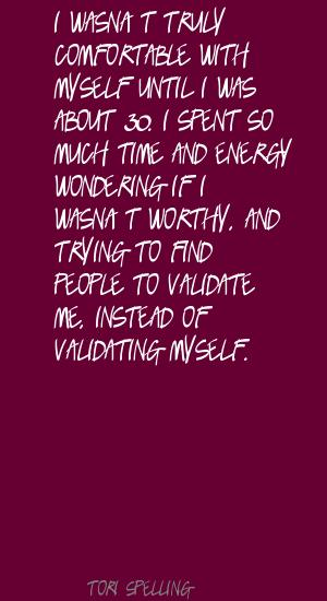 Validating quote #1