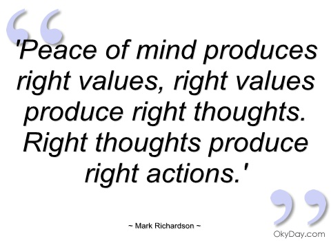 Values quote #4