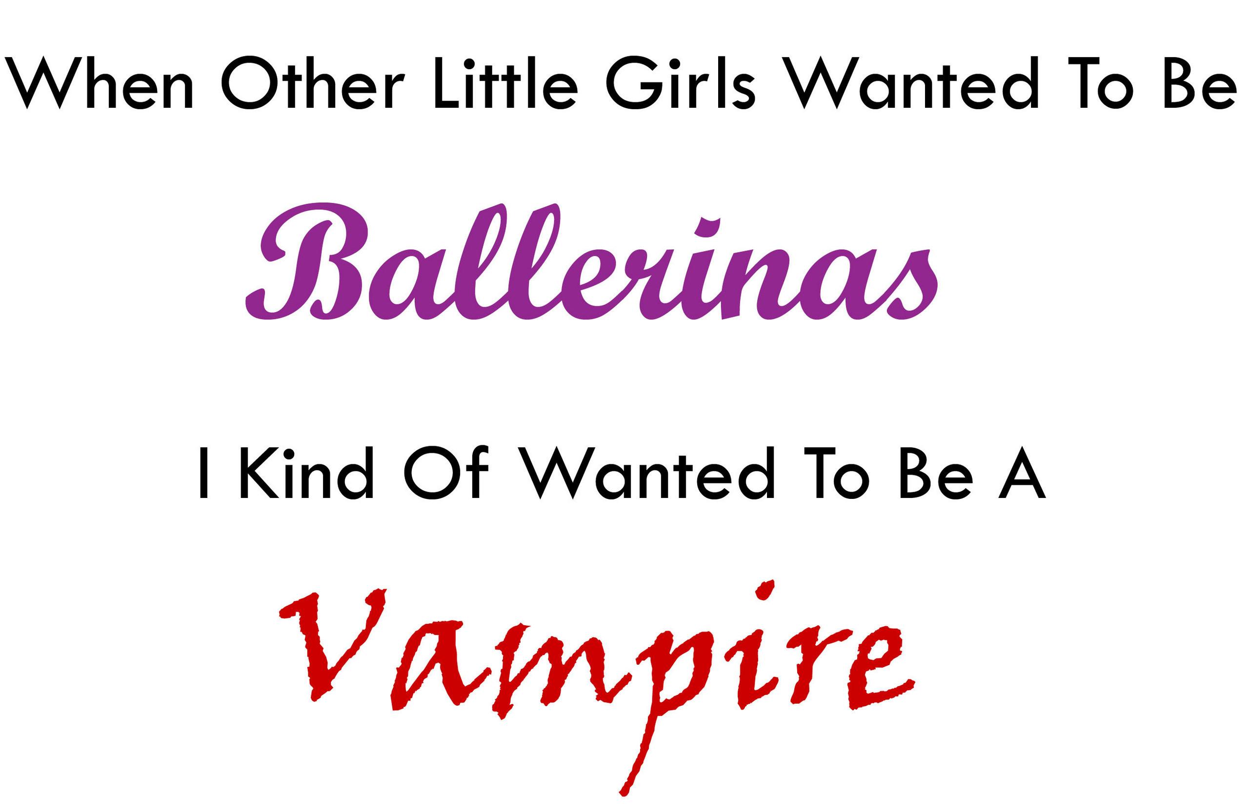 Vampire quote #4