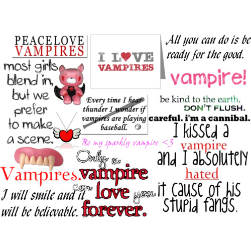 Vampire quote #8