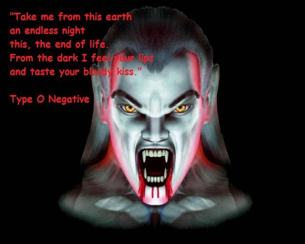 Vampires quote #5