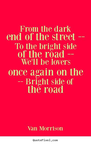 Van Morrison's quote