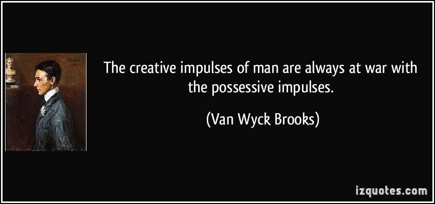 Van Wyck Brooks's quote #1