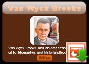 Van Wyck Brooks's quote #4