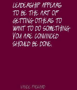 Vance Packard's quote #2