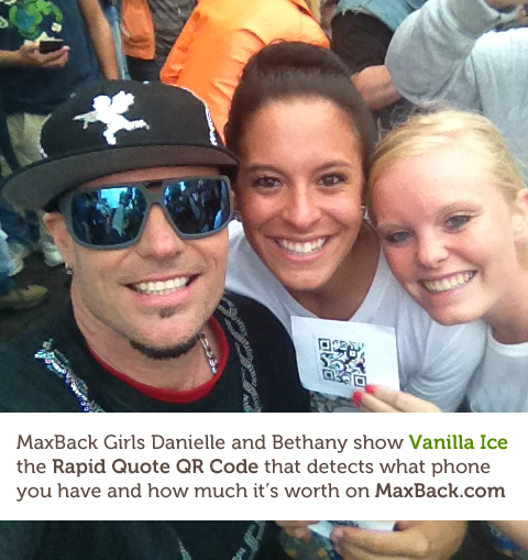 Vanilla Ice's quote #1