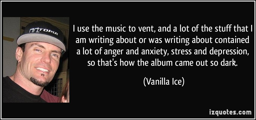 Vanilla Ice's quote #4