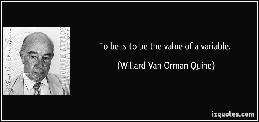 Variable quote #1
