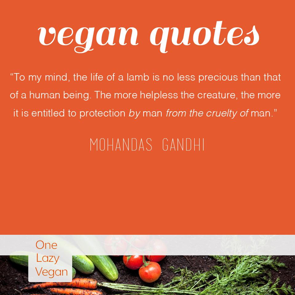 Vegan quote #4