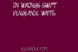 Vengeance quote #3