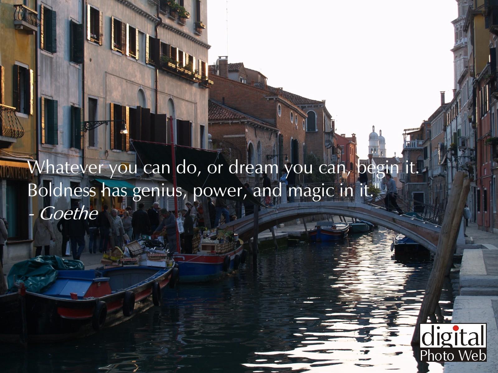 Venice quote #2