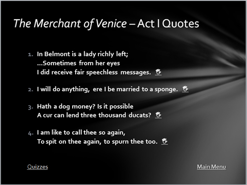 Venice quote #1