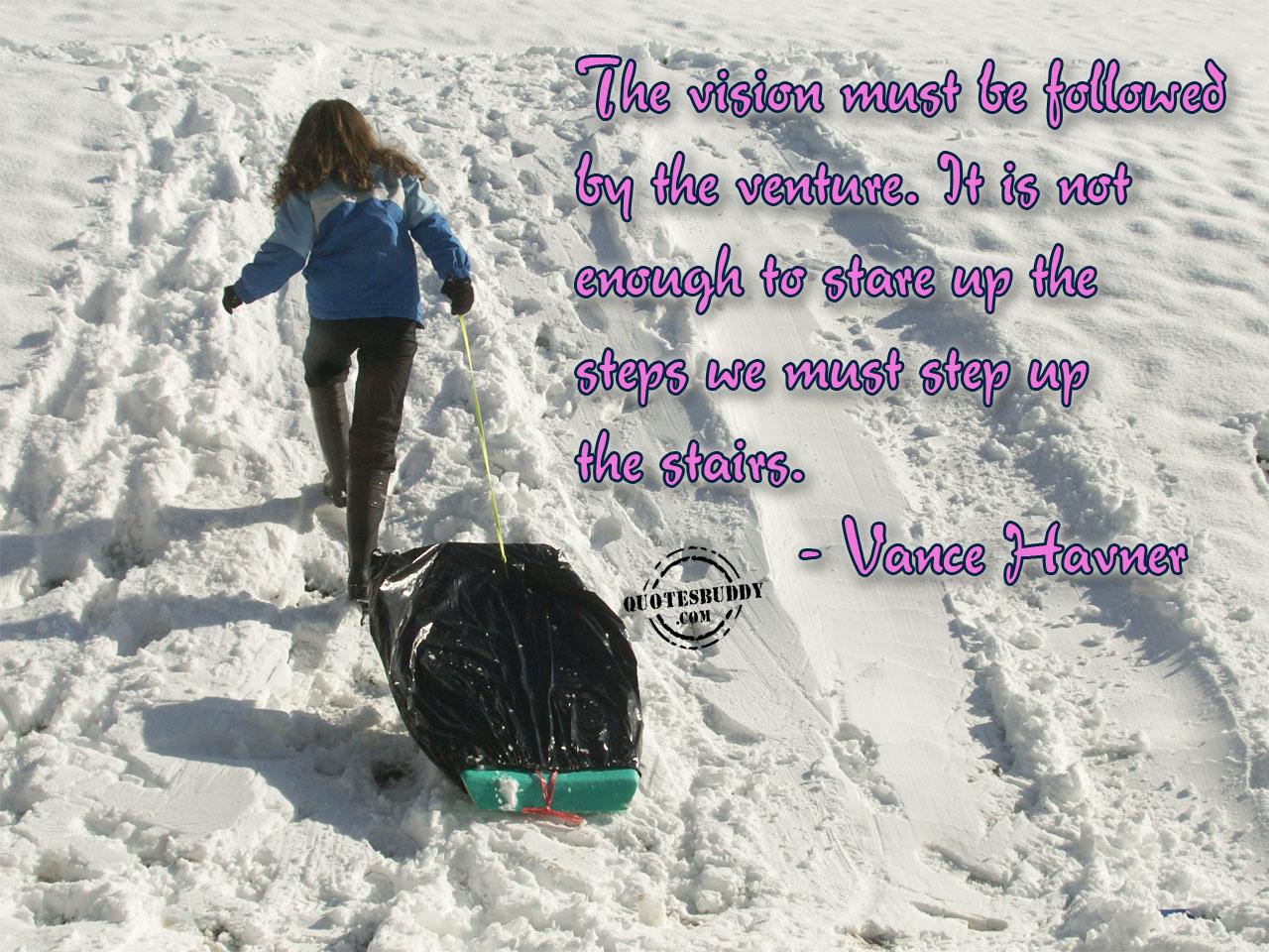 Venture quote #4