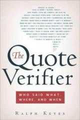 Verifying quote #2