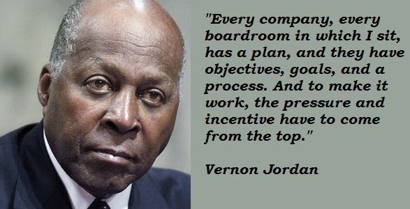Vernon Jordan's quote #3