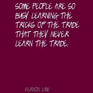 Vernon Law's quote #4