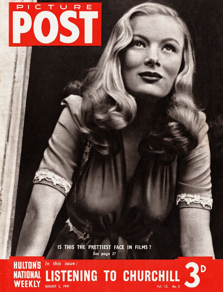 Veronica Lake's quote #3