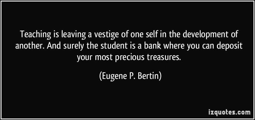 Vestige quote #2