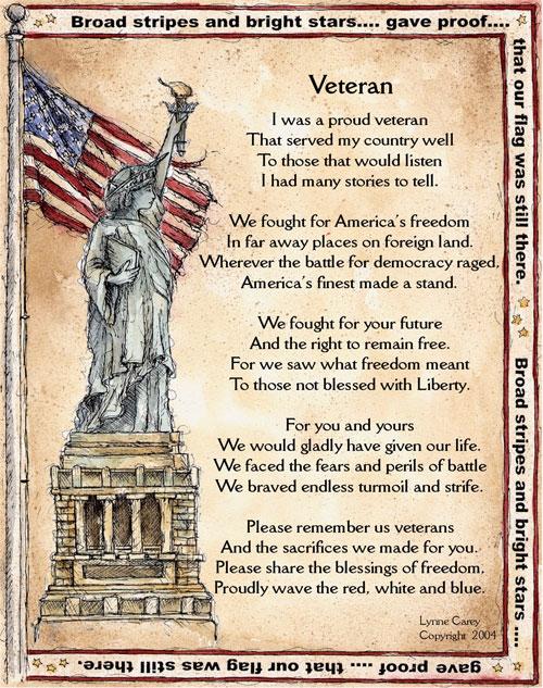 Veteran quote #5