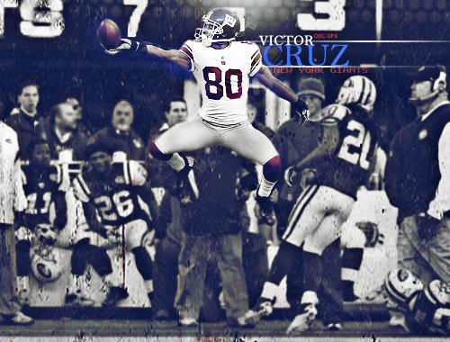 Victor Cruz's quote #1