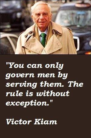 Victor Kiam's quote #4