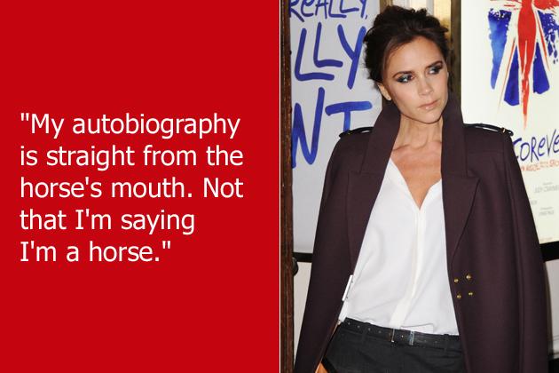 Victoria Beckham's quote #4