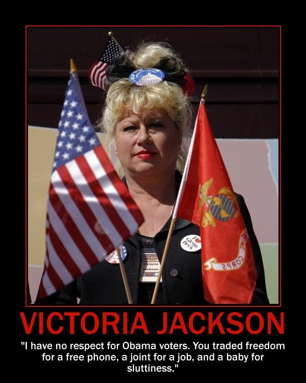 Victoria Jackson's quote #2
