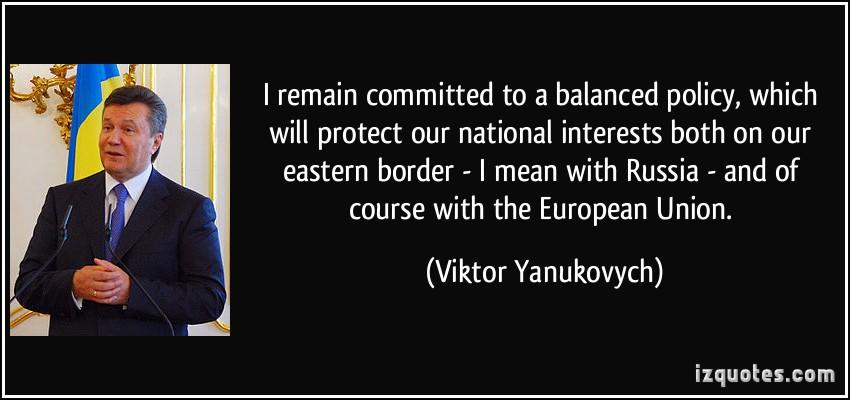 Viktor Yanukovych's quote #4