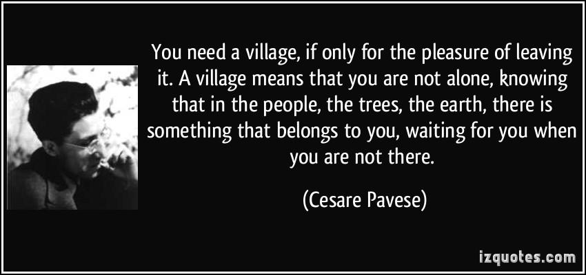 Village quote #4
