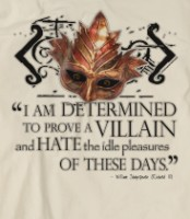 Villain quote #6