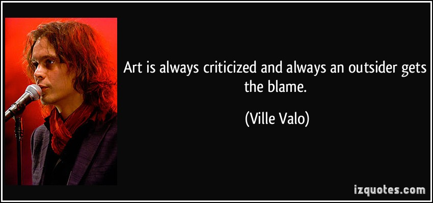 Ville Valo's quote #3
