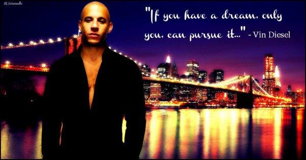 Vin Diesel's quote #1